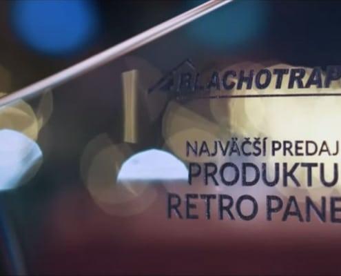 Blachotrapez galavečer video