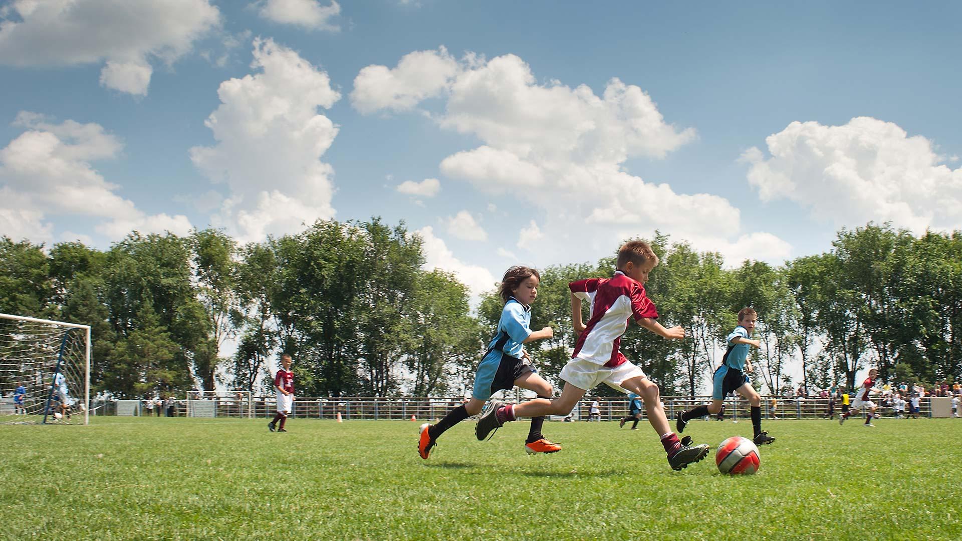 generálny partner detských futbalových turnajov – BLACHOTRAPEZ CUP