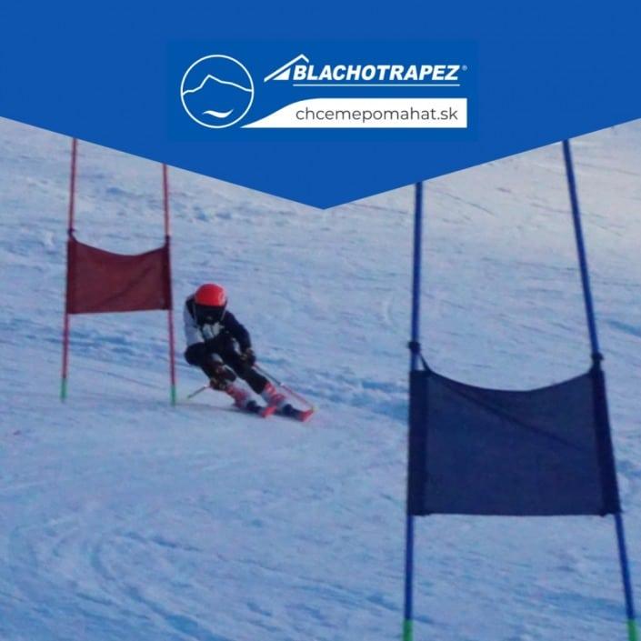 lyžiar| preteky| obrovský slalom